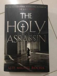 The holy assassin - luis maguel rocha