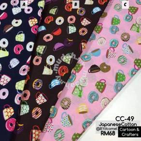 Kain Cotton High Quality & Murah CC-49