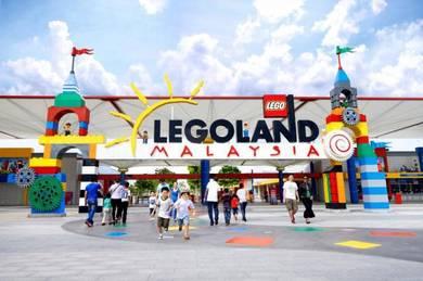 Legoland + Hotel