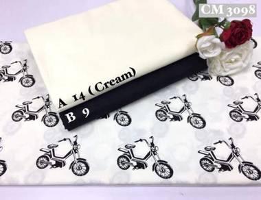 Kain Cotton High Quality & Murah CM3083-86,98