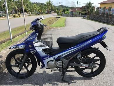 2012 Yamaha 125zr