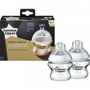 Tommee Tippee Bottle Twin Pack