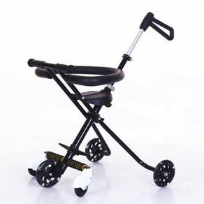Magic stroller 5 wheels -(10)