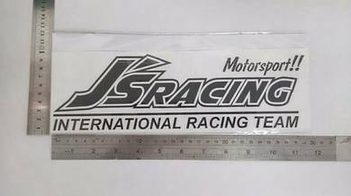 JsRacing sticker