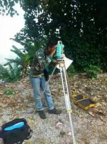 Ukur tanah(Geomatics Engineerings)