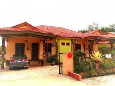 Auni Homestay Machang(Semi_D)