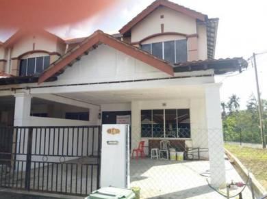 House for Rent at Indera Mahkota IM16