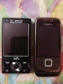 Sony W995 & Nokia E66