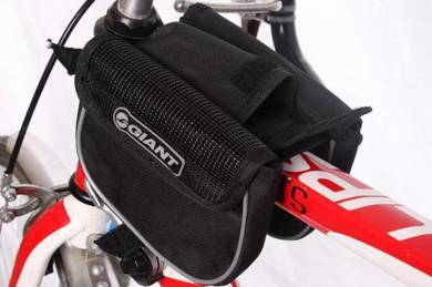 Bag MTB bag beg basikal front pouch mountain bike