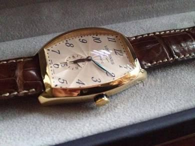 Longines Evidenza 18ct Gold Watch