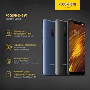 PROMOSI!! POCOPHONE F1 By XIAOMI (6GB/64GB) MYset