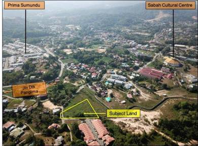 Kibabaig Land | Penampang | Flat