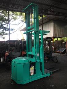 Direct JAPAN Import NICHIYU Order Picker Forklift