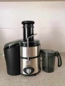 Whole Fruit Stainless Steel Juice Extractor (New)