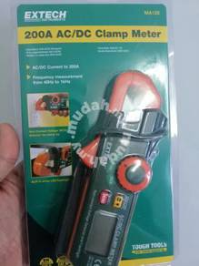 Extech MA120 AC and DC clamp meter