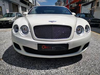 Bentley continental gt /flying spur front bumper