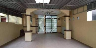 2 Storey Terrace House BUMI LOT FOR SALE Taman Bukit Indah