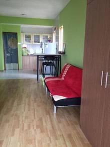 Prima Regency Plentong Studio Apartment For Sale