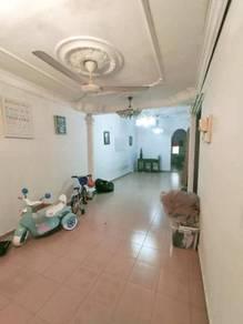 Ulu Tiram Tmn Bukit Jaya Single Stry Low Cost House For Sale