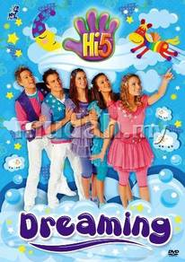 DVD Hi-5 Dreaming 5 Episodes Australia Series