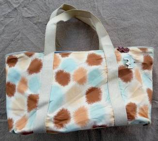 MARC JACOBS Floral Tote Bag Made In Italy