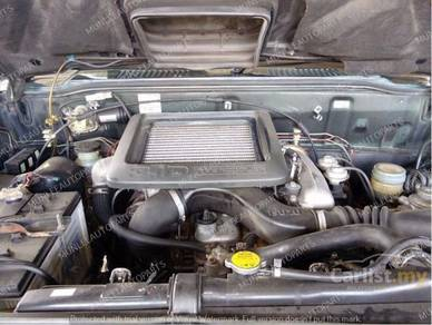 JDM Halfcut Isuzu Trooper Bighorn 4JG2 3.1L AT