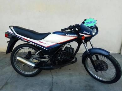 Kawasaki Ar80 thn 1990