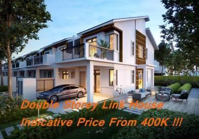 NEW Taman Project Rumah HARGA DARI 400K