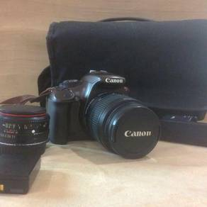 Canon Eos1100D for sale