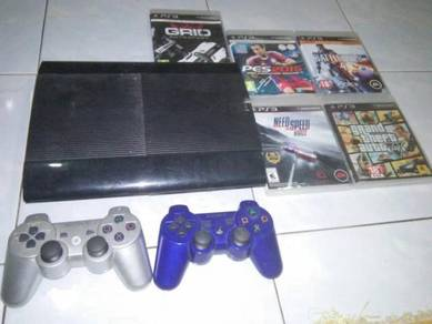 Ps3 & Tv samsung 32