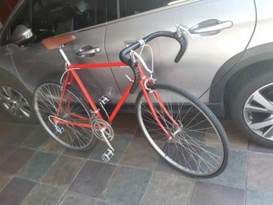 Steel Bike Restored.