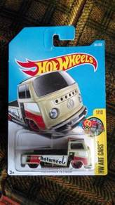 Hotwheels Hw Hot_wheels Volkswagen t2 pickup truck