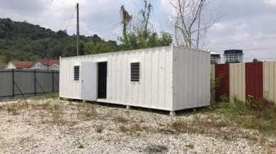 30ft heavyduty portable cabin baru