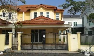 2sty Semi-Detached house Taman Palma Indah