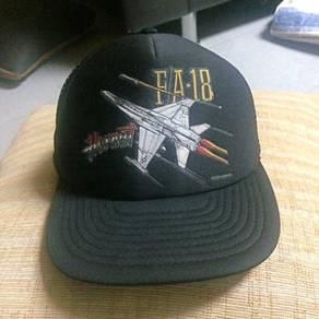 Hornet fa-18 american eagles cap vintage usa