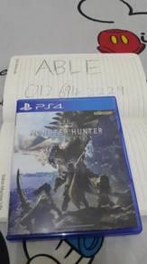 Monster hunter R3 used