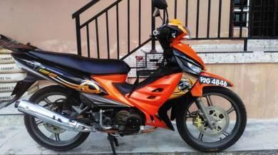 Modenas gt128-2009