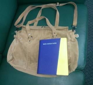 Beg kulit mango