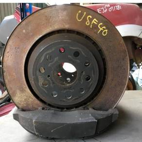 Lexus USF40 357mm Front Brake Disck Rotor&Caliper