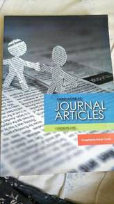 Compilation of journal articles, common law