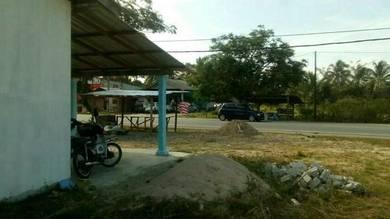 Tanah untuk disewa brhampiran jalan utama  - Bachok