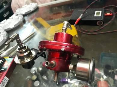 Fuel regulator high pressure ori halfcut