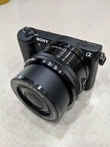 Sony a5100 (black)