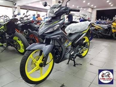 Yamaha LC135 LC 135 Loan Senang & Free Givi Box