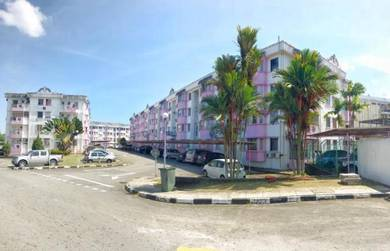 City Apartment, First Floor, Kolombong, Inanam, Well Maintained