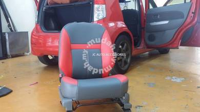 Myvi semi leather seat cover