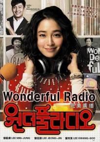Dvd korea movie Wonderful Radio