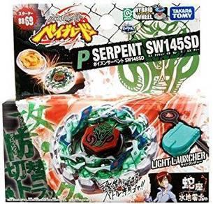Takara Tomy beyblade pSerpent SW145SD bb69