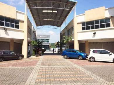 Kedai Pejabat 2 Tingkat, Pusat Perdagangan Alam Jaya, Puncak Alam
