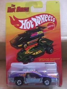Hotwheels HotOnes Sidekick